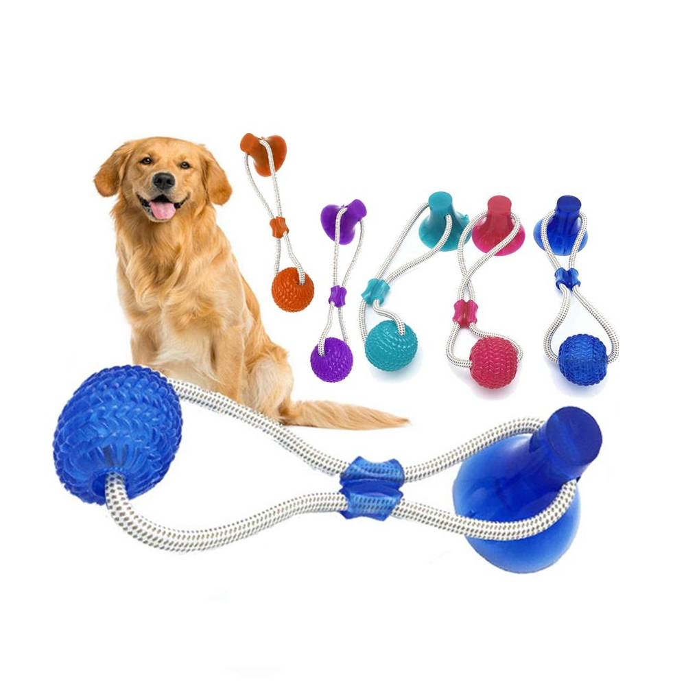 Dog's Rope Ball Toy Pet Toys